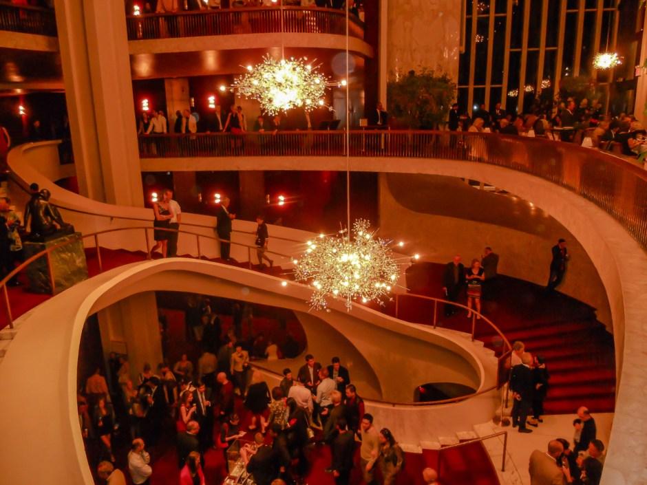 Metropolitan Opera Lobby