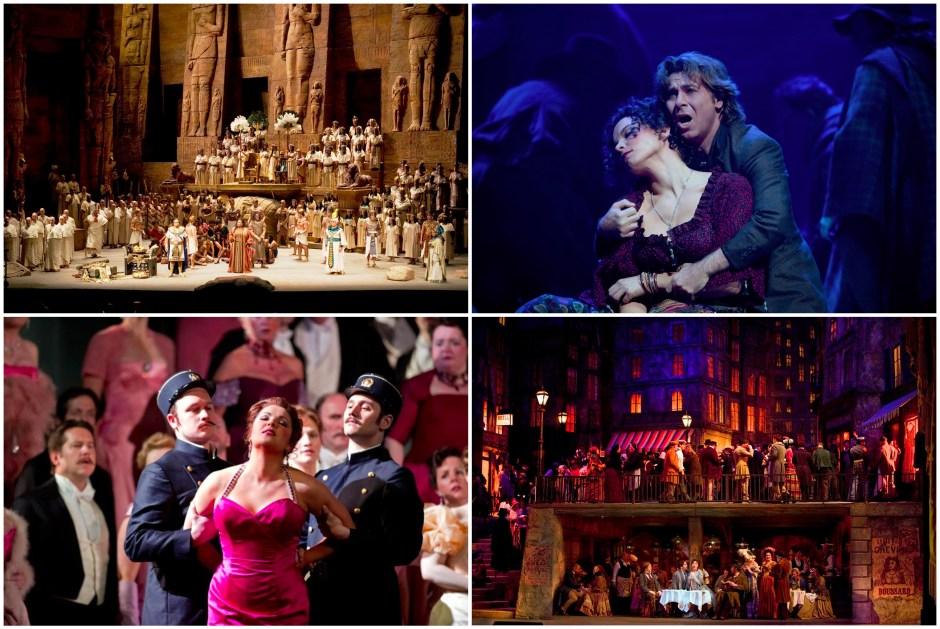 Met Opera Performances