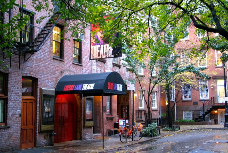 Cherry Lane Theater, Greenwich Village, NYC