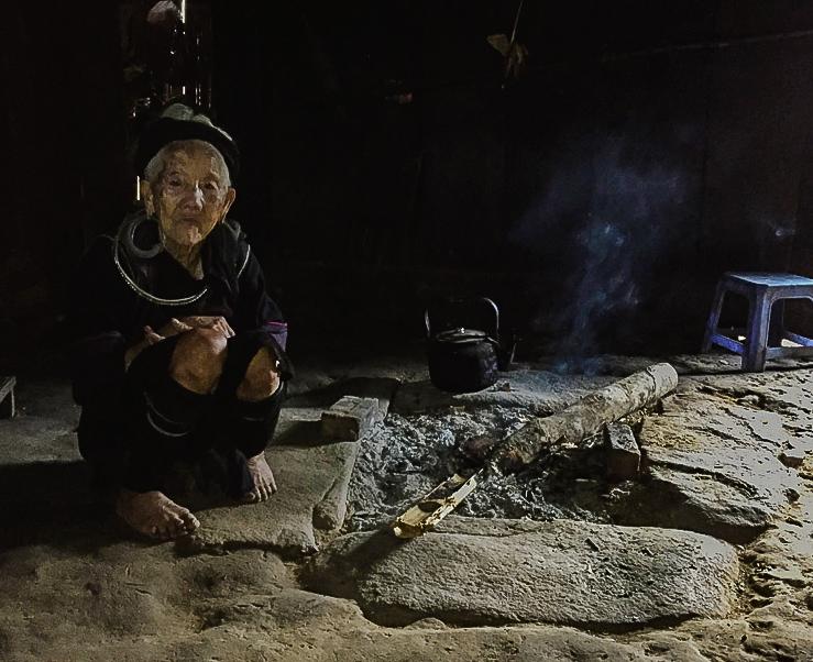 Shaman, Sapa, Vietnam