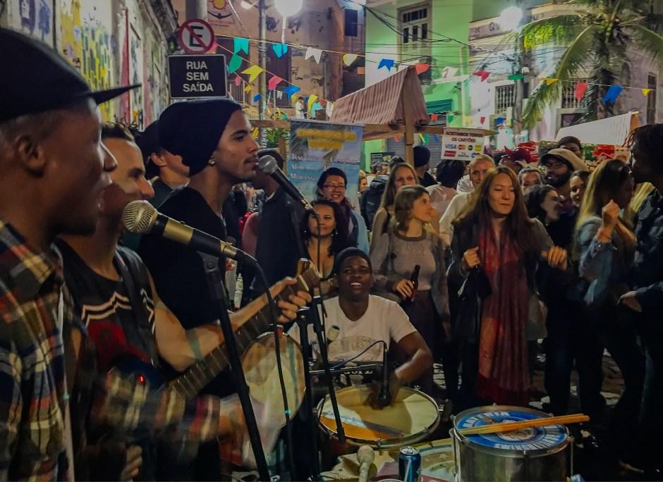 Roda de Samba, Rio de Janeiro