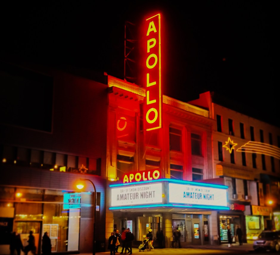 Apollo Theater, NYC