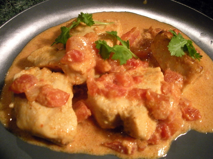 The Great Chicken Tikka Masala Fraud