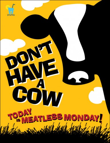 Meatless Monday (1/2)