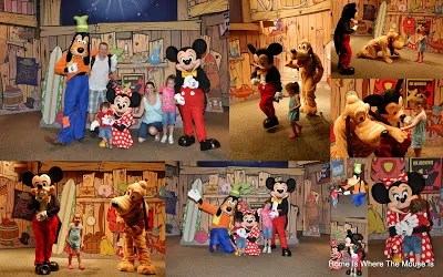 The best character meet and greets at walt disney world you have to be a disney visa credit or debit card holder to enter this meet and greet which is located in innoventions west at epcot m4hsunfo