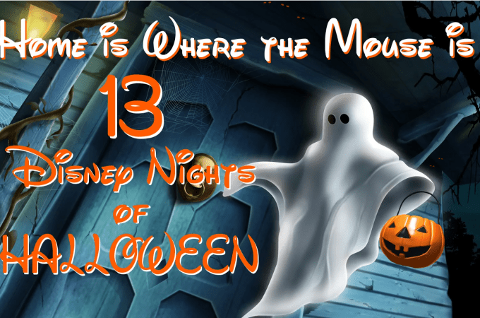 13 Disney Nights of Halloween | Throw a Haunted Mansion Themed Party