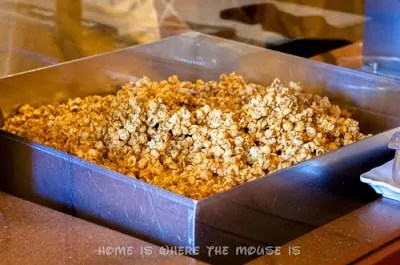 Werther's Caramel Popcorn | Karamell-Kuche, Epcot