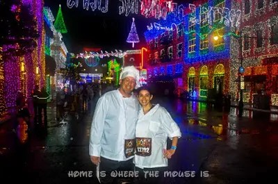 runDisney | Osborne Family Spectacle of Lights | Disney's Hollywood Studios