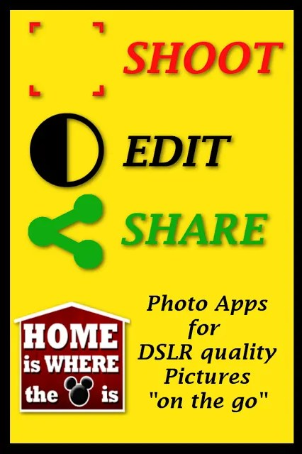 Shoot, Edit, and Share On the Go | Home is Where the Mouse is