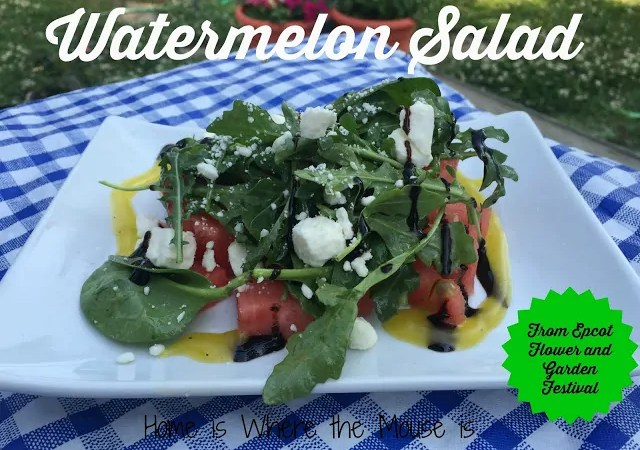 Summer Recipe | Florida Fresh Watermelon Salad