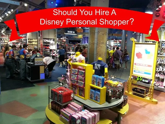 Should You Hire a Disney Personal Shopper? | Home is Where the Mouse is