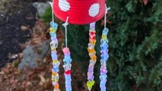 Minnie's Springtime Wind Chime