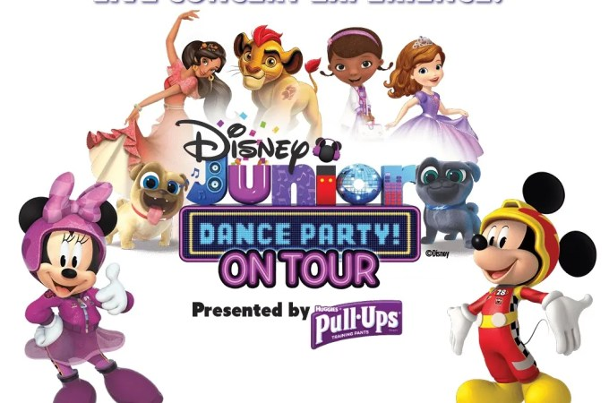 Disney Junior Dance Party to Tour U.S. this Spring