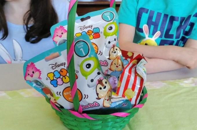 Disney Tsum Tsum Minifigure Squish-dee-lish Easter Basket