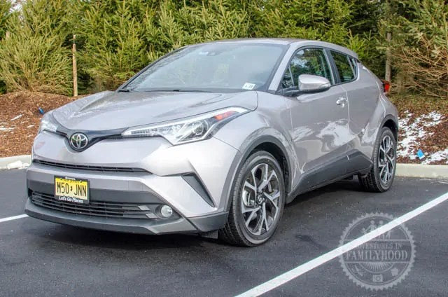 2018 Toyota CH-R | Making Weekend Errands More Fun