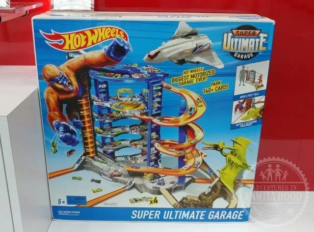 Hot Wheels Super Ultimate Garage by Mattel