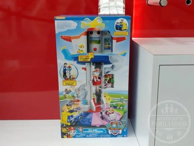 PAW Patrol My Size Lookout Tower by Spin Master