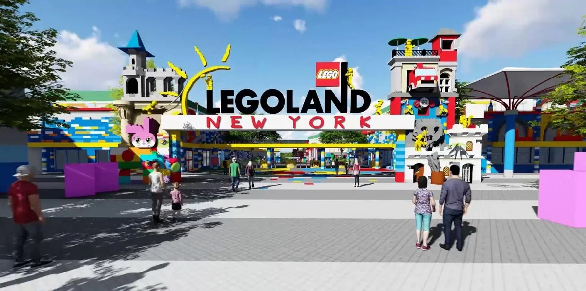 LEGOLAND New York Opening 2020 in Goshen NY