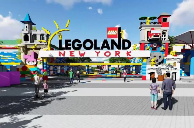 LEGOLAND Theme Park Coming to New York!