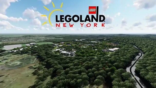 LEGOLAND New York site