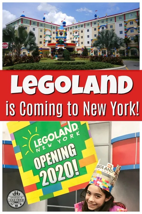 Legoland Theme Park is Coming to New York! | Adventures in ...
