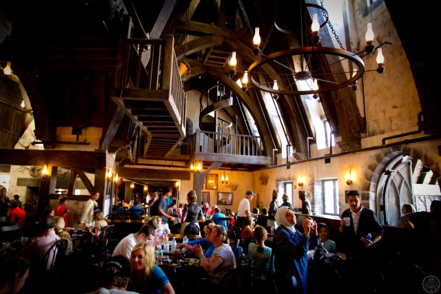 Three Broomsticks Universal's Islands of Adventure