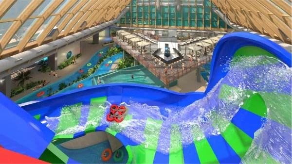Kartrite Indoor Waterpark