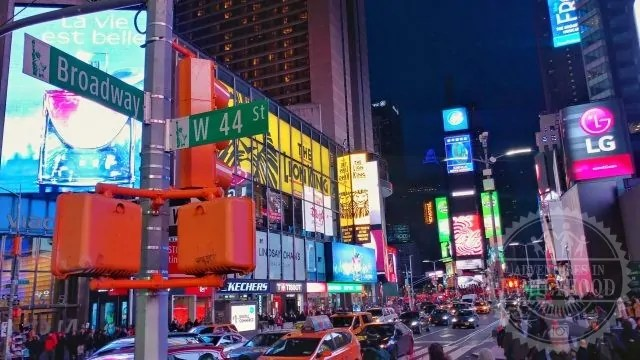 broadway times square new york city must-see week