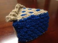 Blueberry Pie Baby Rattle