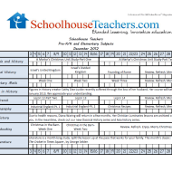 Schoolhouse Teachers – Something for Everyone (A Review)