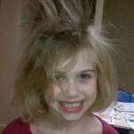 Avarie static hair 0112