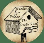 Random 5 Friday