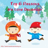 Top 6 Reasons We Love December