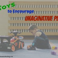 8 Toys to Encourage Imaginative Play