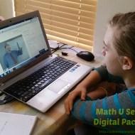 Loving Math with Math-U-See Digital Packs – Review