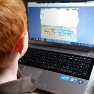 Learn to Read, Write and Type Together – A Talking Fingers Review