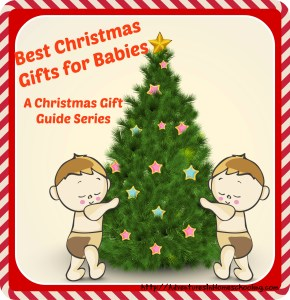 best Christmas gifts for babies