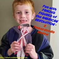 Fun with Famous Figures of the American Revolution – A Timberdoodle Review