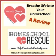 Breathe Life into your Homeschool – A Review