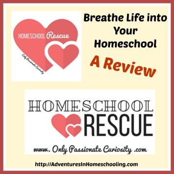 homeschool rescue