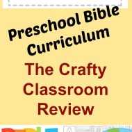 Preschool Bible Curriculum – The Crafty Classroom Review