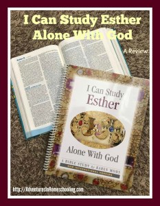 homeschool bible study