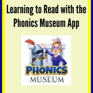Learning to Read with the Phonics Museum App
