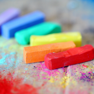 6 Learning Games to Do with Sidewalk Chalk
