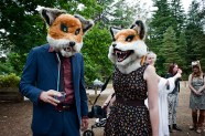 Mister and mrs Fox
