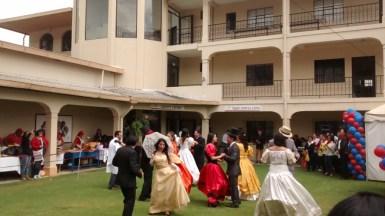 Quito Days Fiesta at work