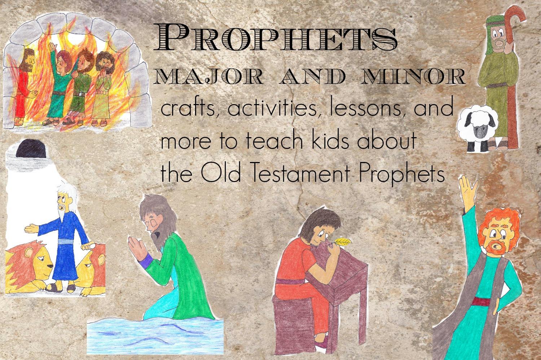 Old Testament Prophets For Kids