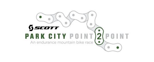 Park City Point2Point logo