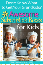 Best Subscription Boxes for Kids - Adventures in NanaLand