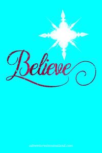 Believe - Adventures in NanaLand